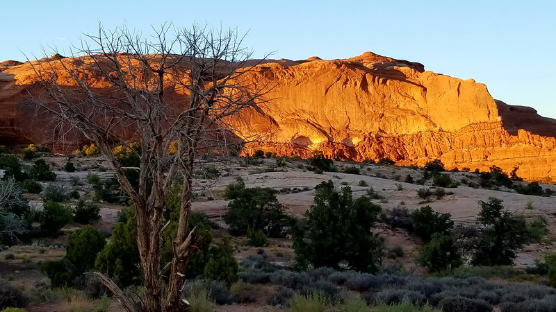 Moab question, is TWE exposed at all? Difficulty compared to Sedona?-20170925_185732a-resize.jpg