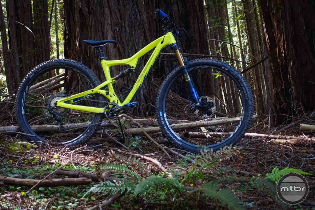 19. Ibis Updates Ripley LS With More Tire Clearance