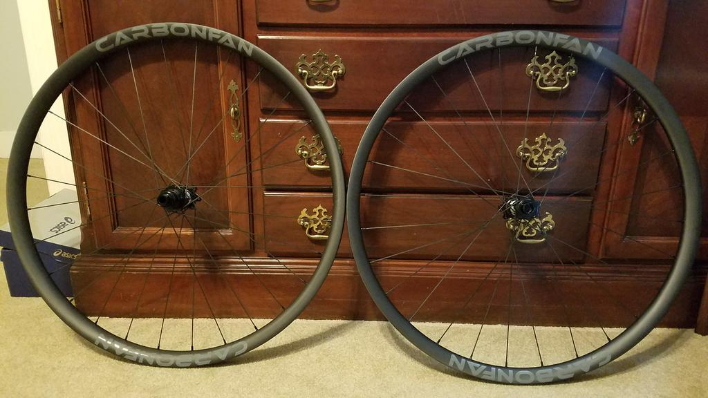 Budget Carbon Wheelset - Carbonfan Asymmetric Initial Thoughts-20180104_170025-1-.jpg