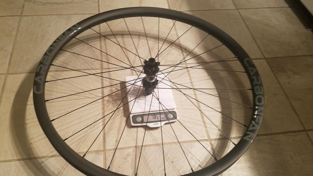 Budget Carbon Wheelset - Carbonfan Asymmetric Initial Thoughts-20180104_190545-1-.jpg
