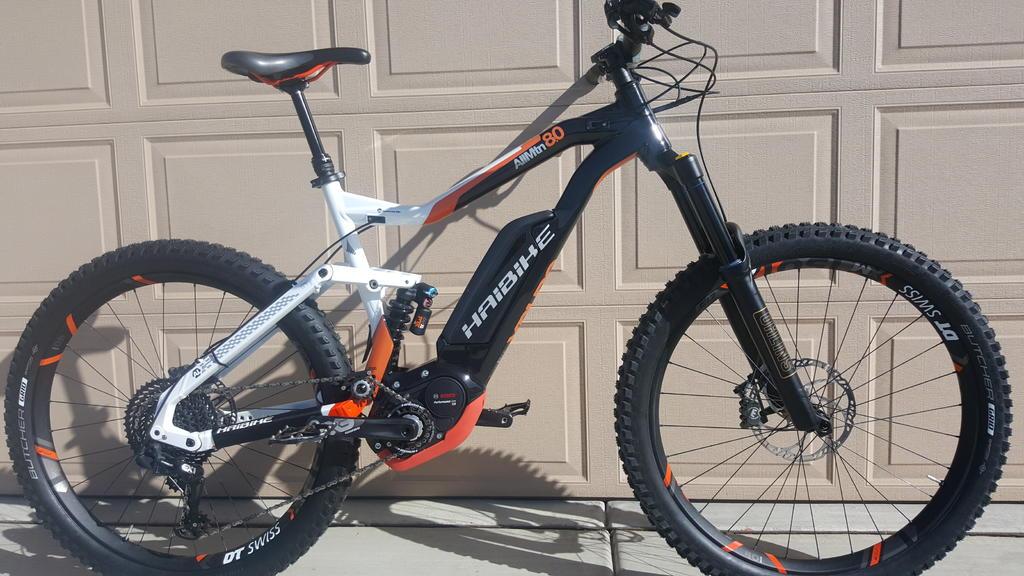 haibike sduro allmtn 50 2017 electric mountain bikes t. Black Bedroom Furniture Sets. Home Design Ideas