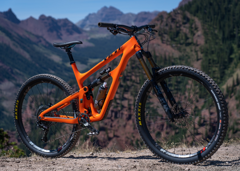 Yeti Sb150 29er Launched Mountain Bike Review Mtbr Com