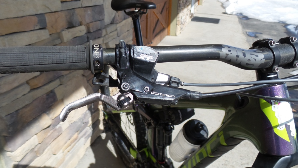 Hayes Dominion A4 Brakes Review