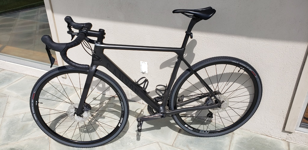 FYI: Canyon Endurace can fit 700x35's on 20mm wide rims-20190420_144842.jpg