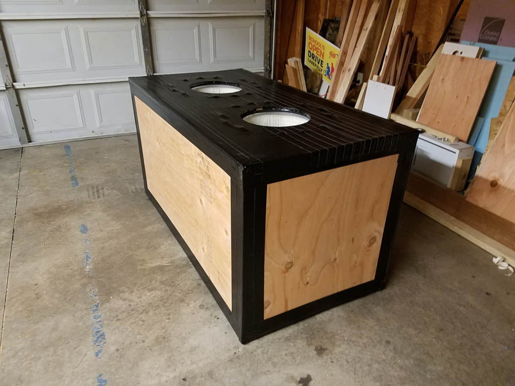 I built a downdraft table for <50% typical costs-20191111_222617.jpg