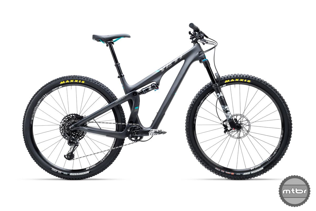 2019 Yeti SB100 CS Black GX