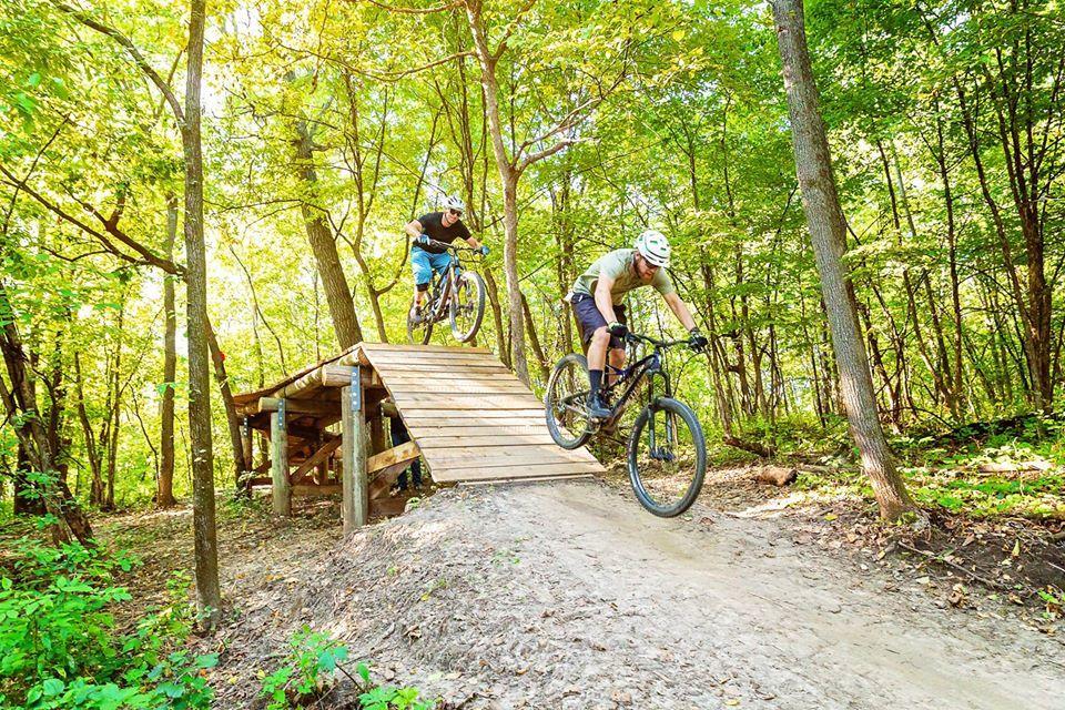 SAD NEWS FROM MINNESOTA: Welch Village Ceases Bike Park Operations Moving Forward-2020-welch-village-bike-park-wooden-drop.jpg