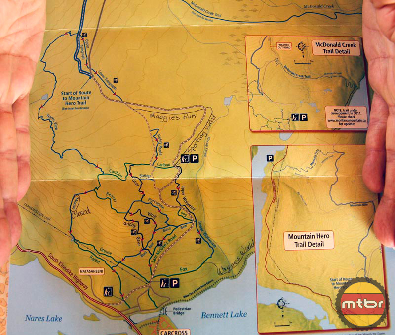 Map Trails