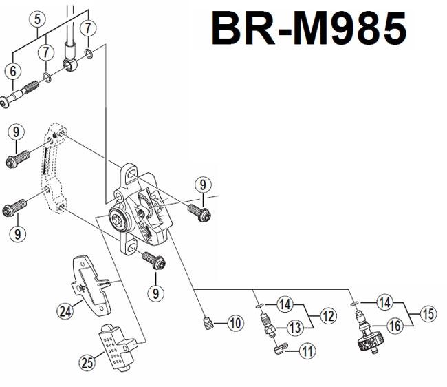 light hydraulic brakes