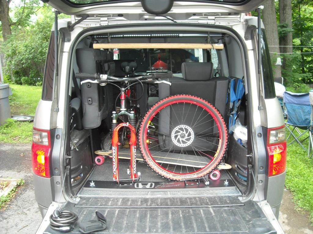 Honda Element And Bikes What Am I Doing Wrong 259480 2053673336683 1090025627 2361179 5742810 O