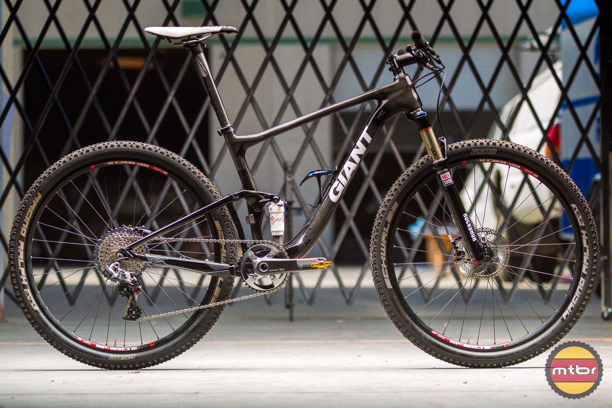 Updated: Sneak Peek Of Giant\'s Prototype 27.5-inch Bikes - Mountain ...