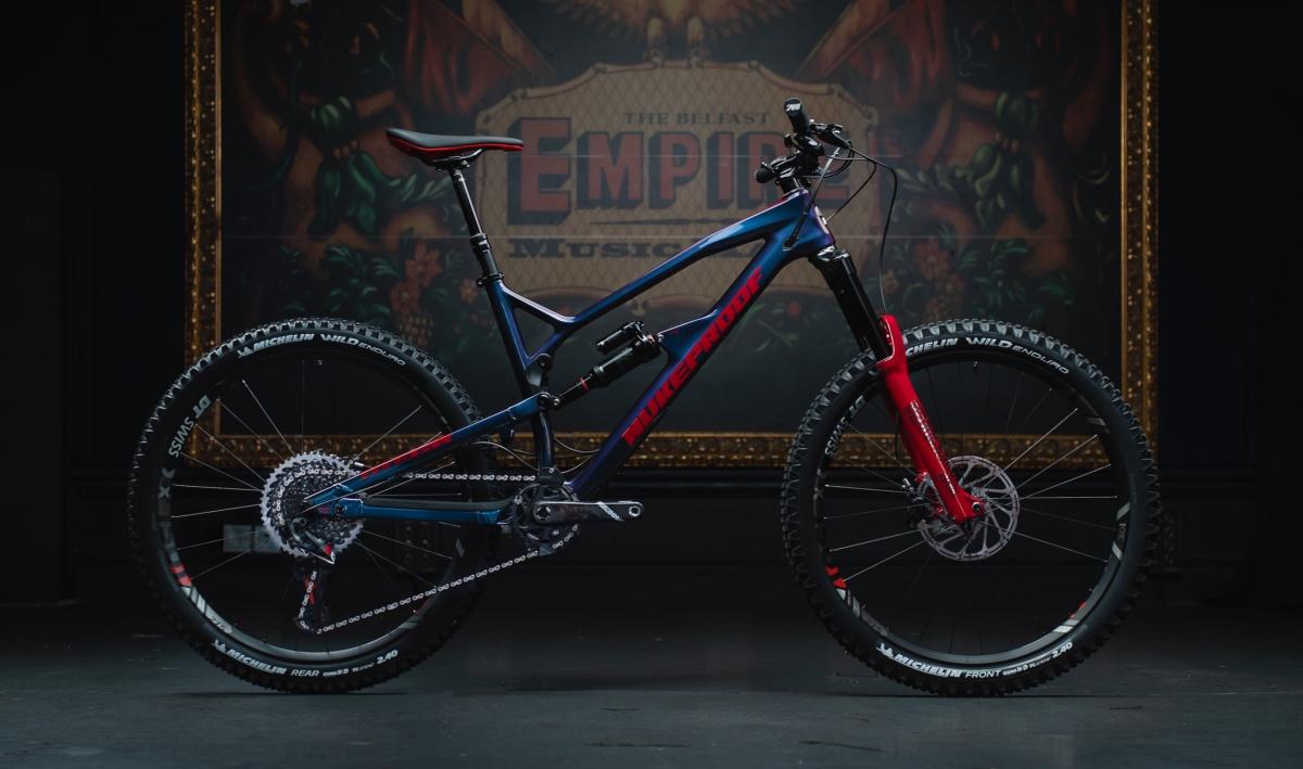 Nukeproof Mega 275 Bike Line Updated