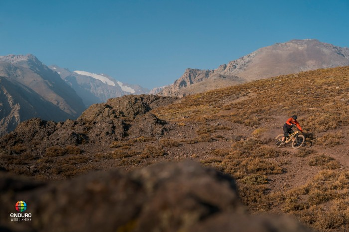 Enduro World Series heads to Chile for round No. 1