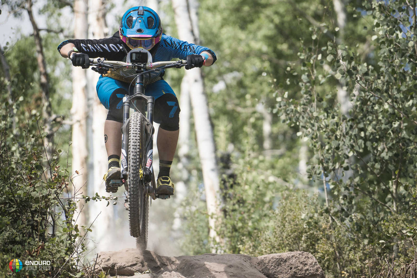 Enduro World Series highlights set for mainstream TV distribution