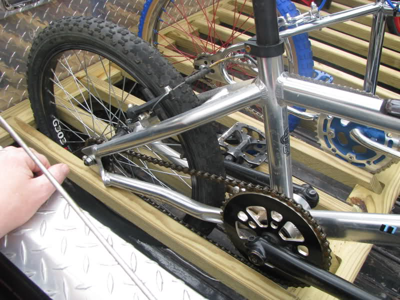 Need Ideas About Homemade Pickup Bed Bike Racks Mtbr Com