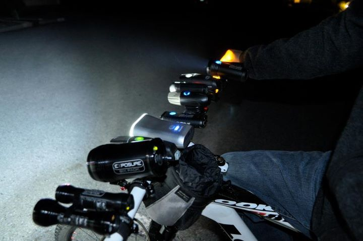 Bikes Lites Bike Lights Shootout