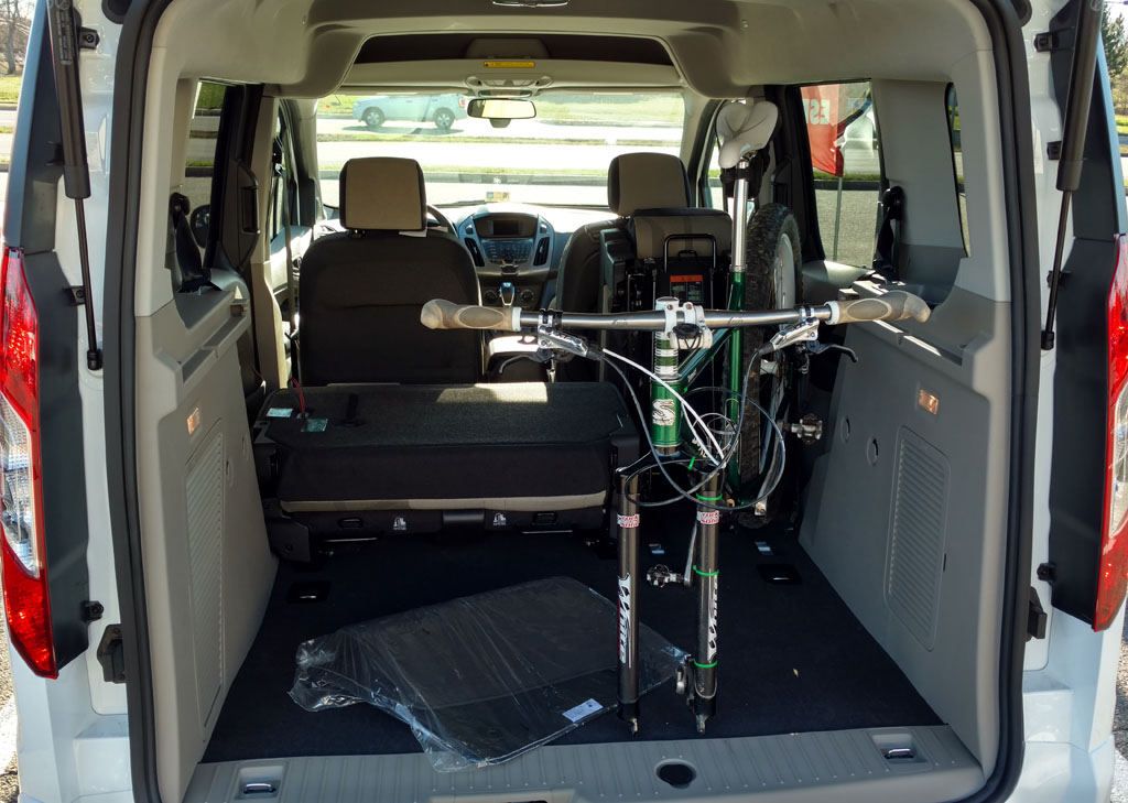 Super Ford Transit Connect Rear Seat Conversion Uwap Interior Chair Design Uwaporg