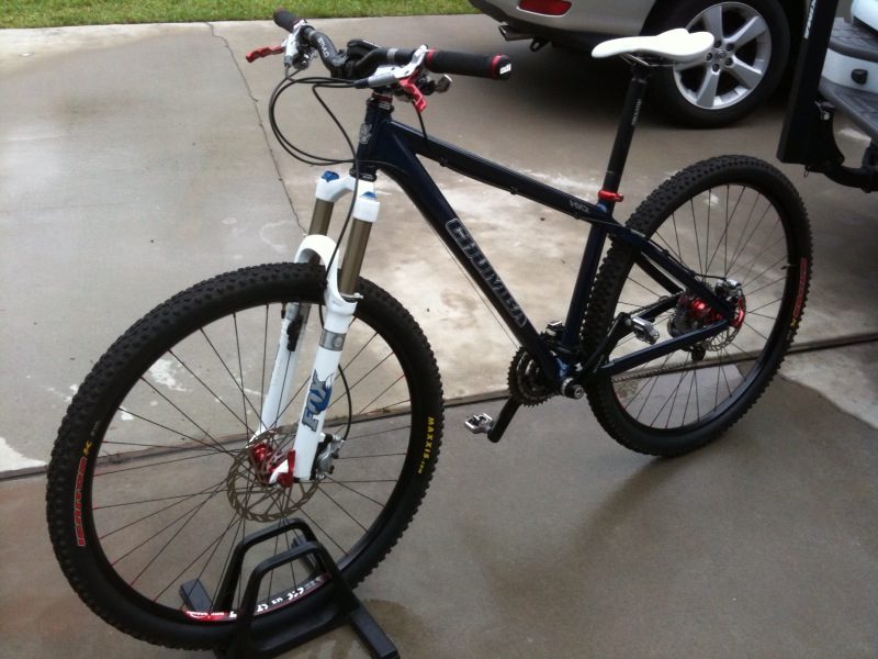 After 20 years off the bike I just purchased a Chumba Racing 29 inch ...