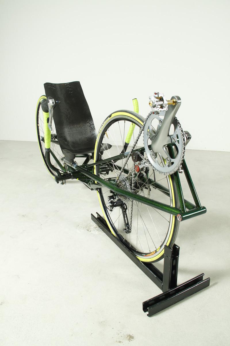 Novel Rear Wheel Steering Recumbent Mtbr Com