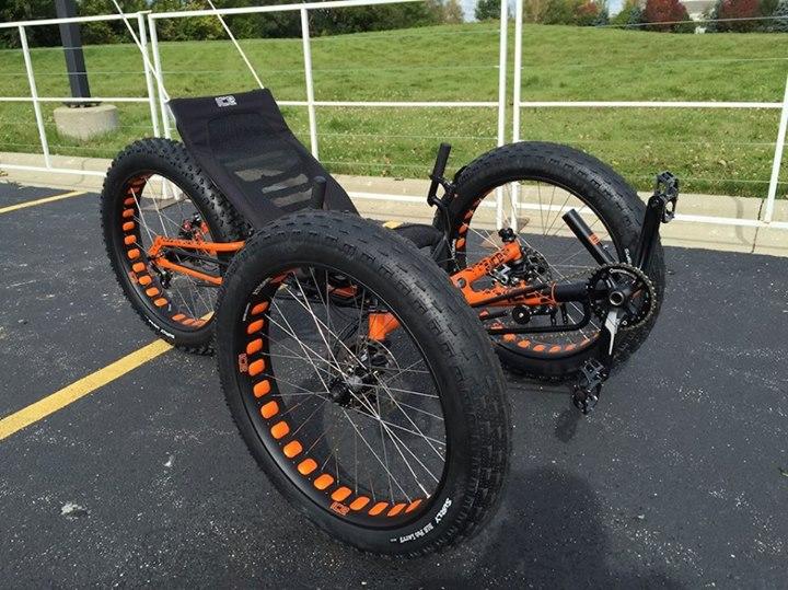 Mountain Trike Note 2 Wheels On Front Mtbr Com