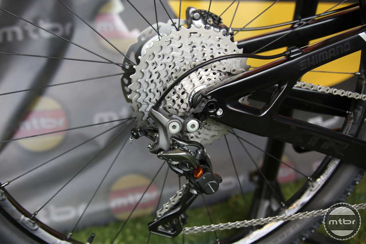Shimano XTR 11-speed Group