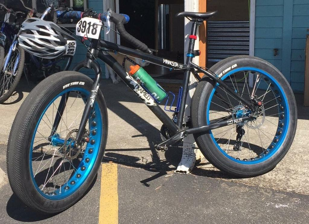 Do Fat Bikes Helps That Much In Hard Pack Sand Mtbrcom