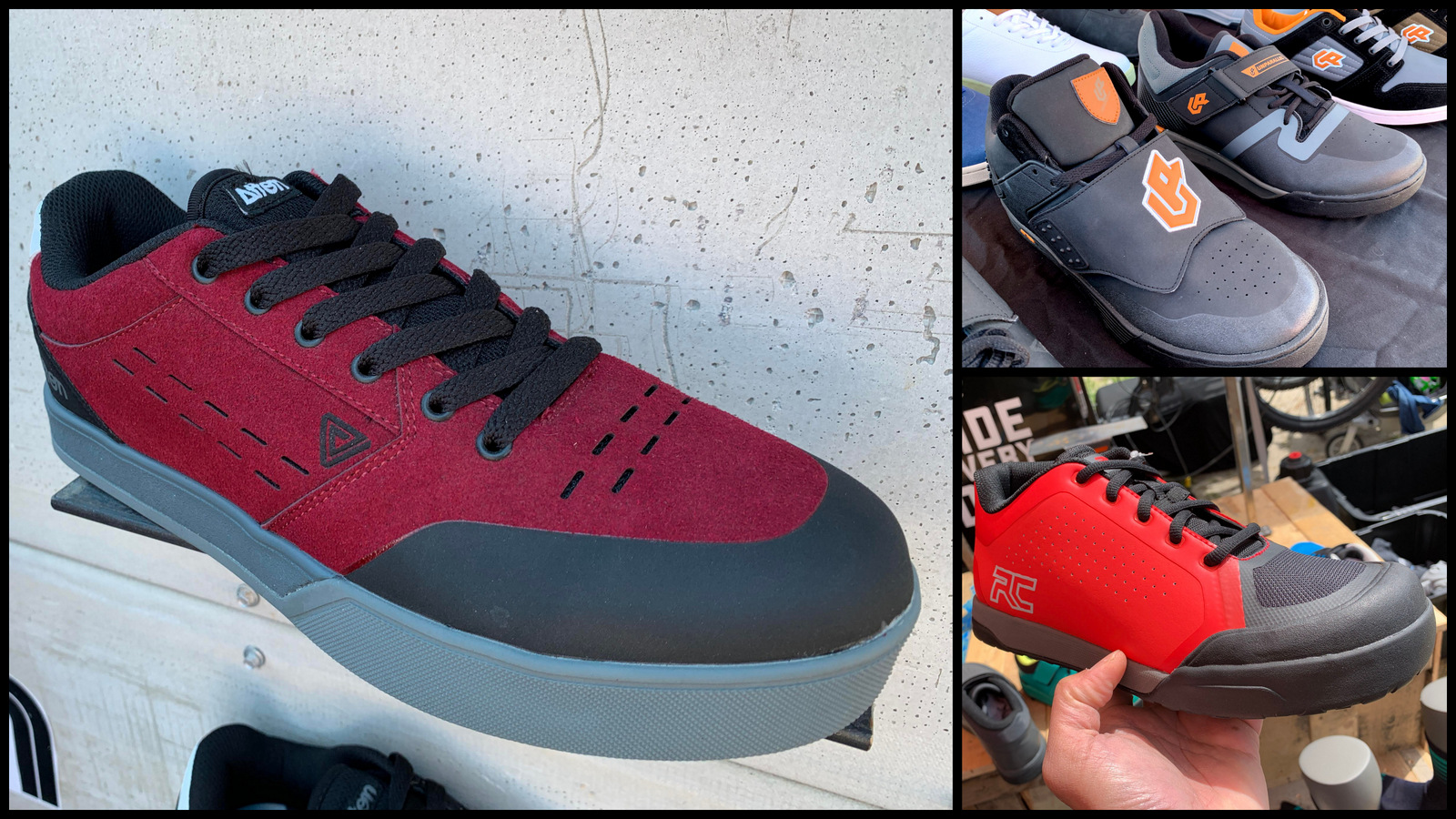 3 exciting new shoe brands at Sea Otter