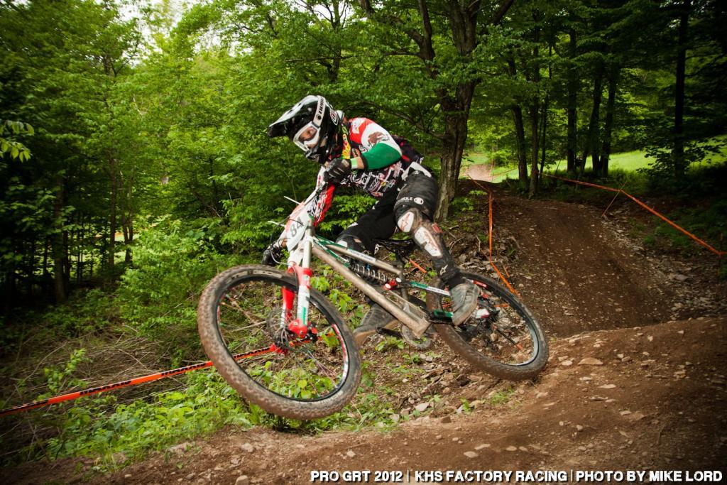 Nicolai In Action Pro Mountain Bike Gravity Tour Mtbr Com