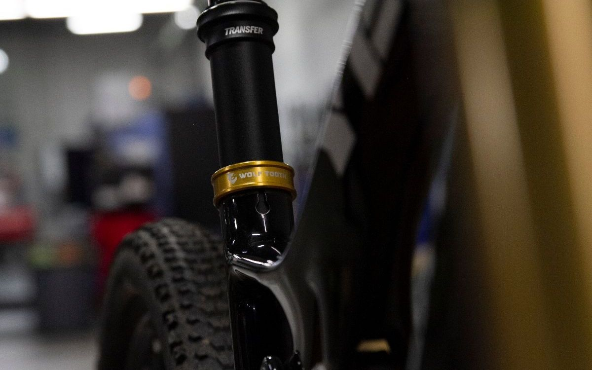 WolfTooth Seatpost Clamp