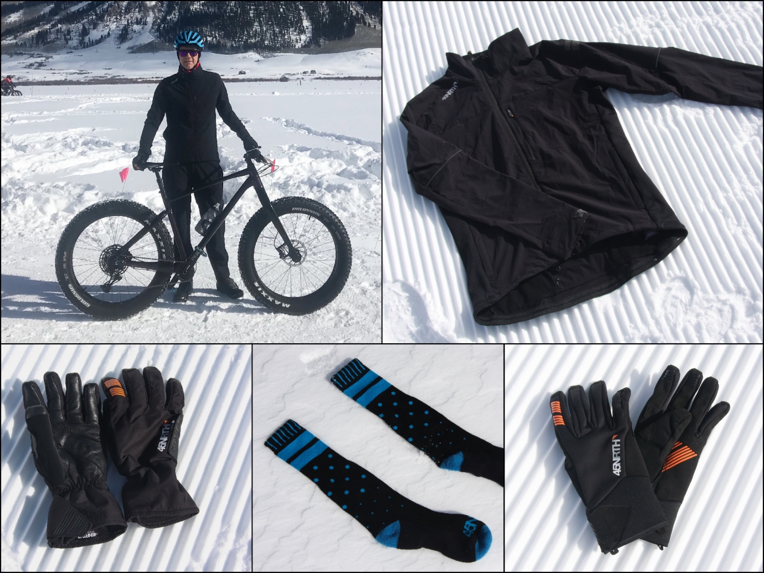 45NRTH's sole focus is creating gear and apparel for wintertime bike riding, and it shows in their attention to details large and small that will matter to cyclists. Photos by Jason Sumner