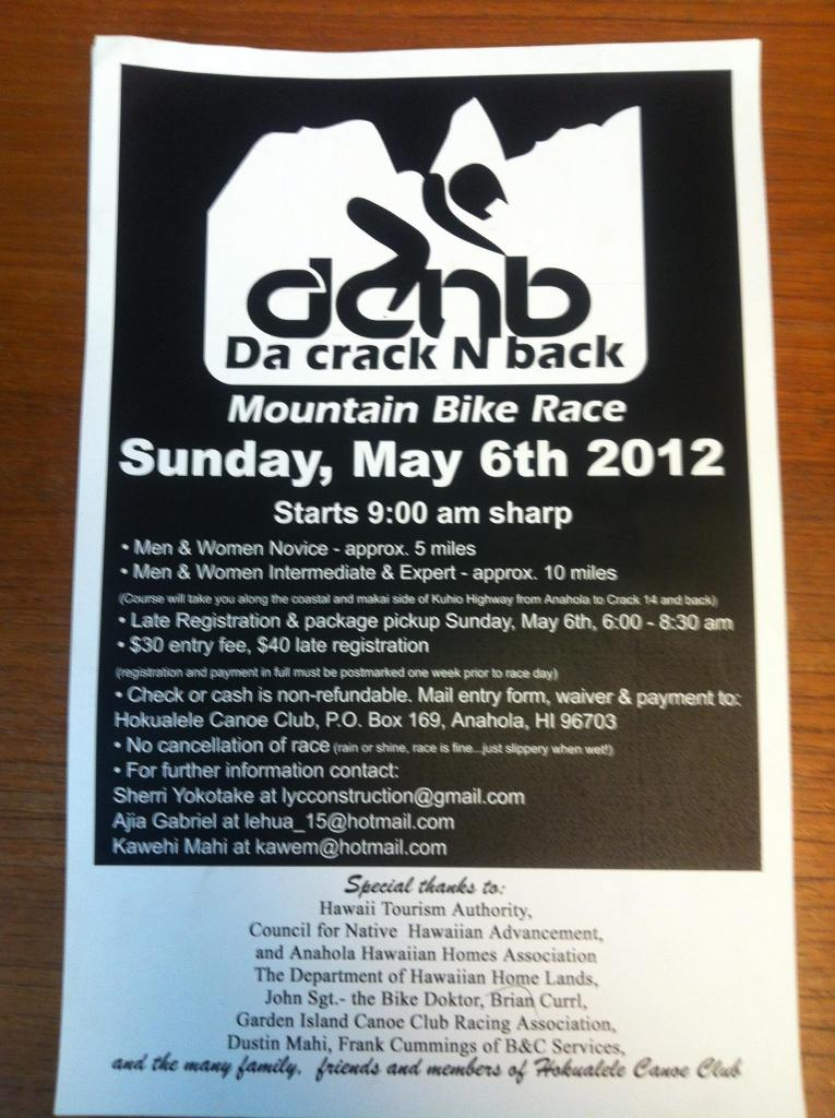Kauai Mountain Bike Race :: Sunday, May 6th-469503_2823404878299_1654308747_2387541_430010445_o.jpg