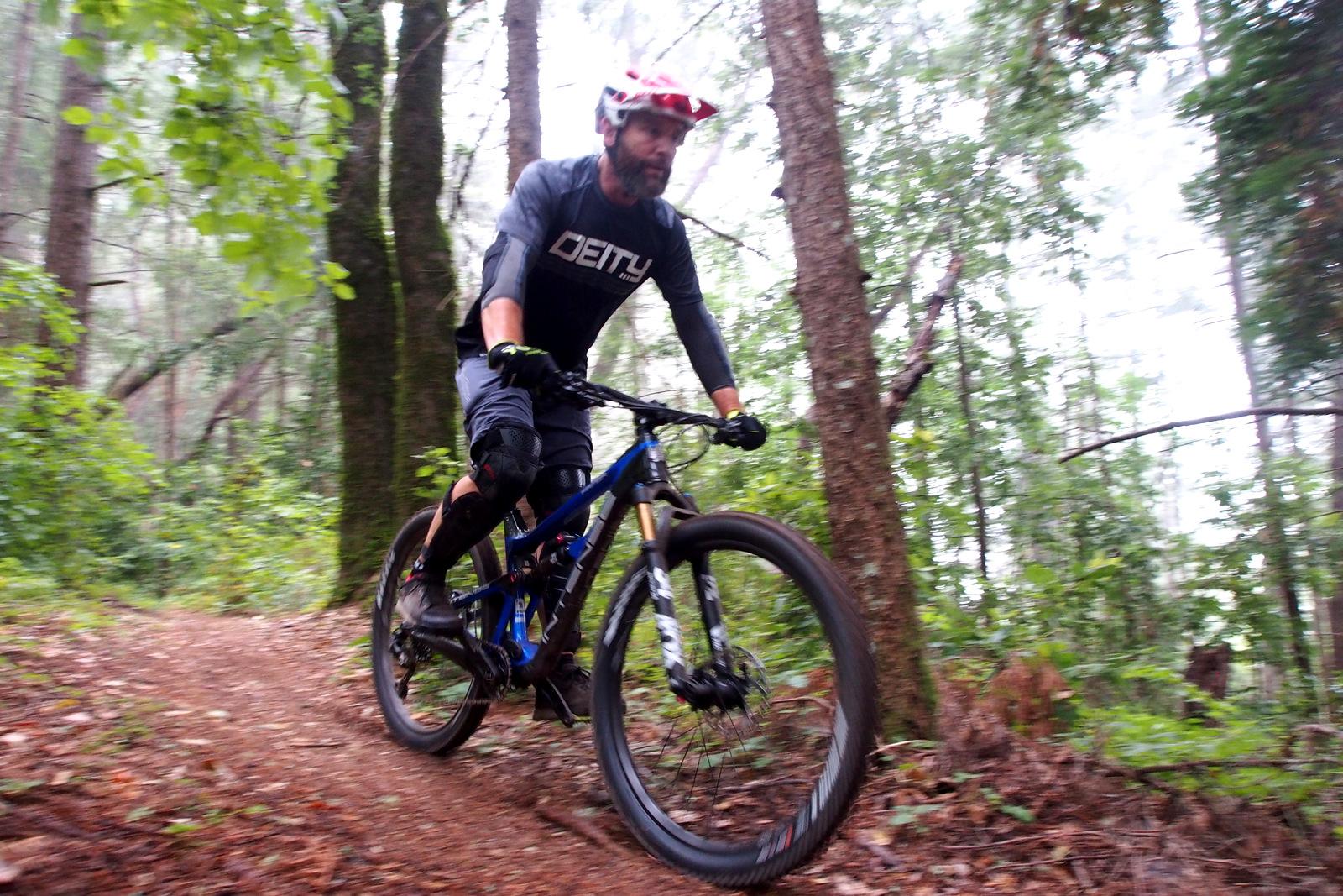 2020 Intense Primer First Ride Review Mtbr Com