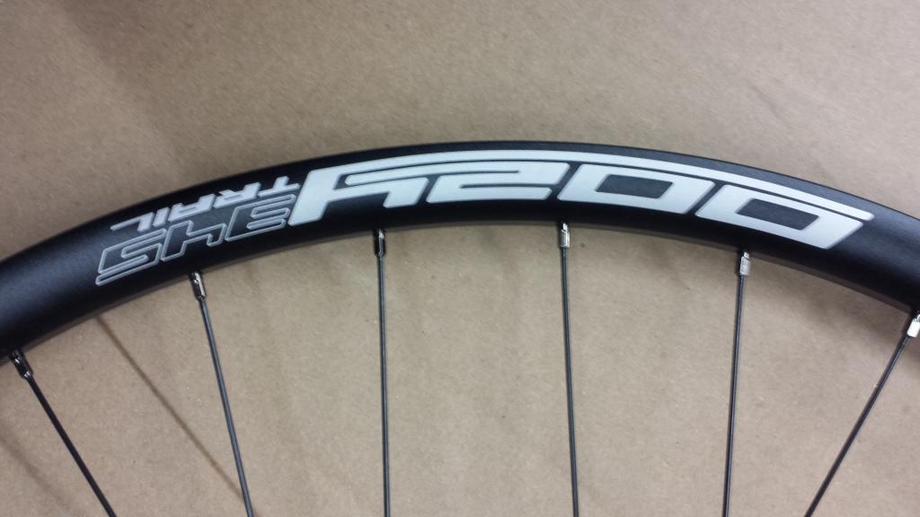 "29"" Wheelset Hope Pro 4 Spank Oozy 345 Sapim Spoke & Nipples 15x100 12x142 XD-5.jpg"