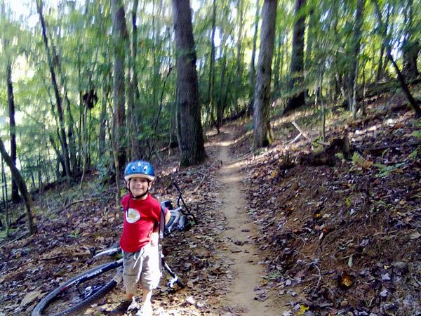 Dad + 4 year old + 2 dogs + Warrior Creek = Fun-5.jpg
