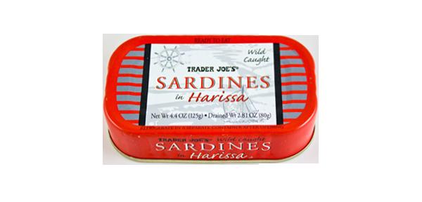 Your favorite items from Trader Joe's-51463-sardines-harissa-di.png