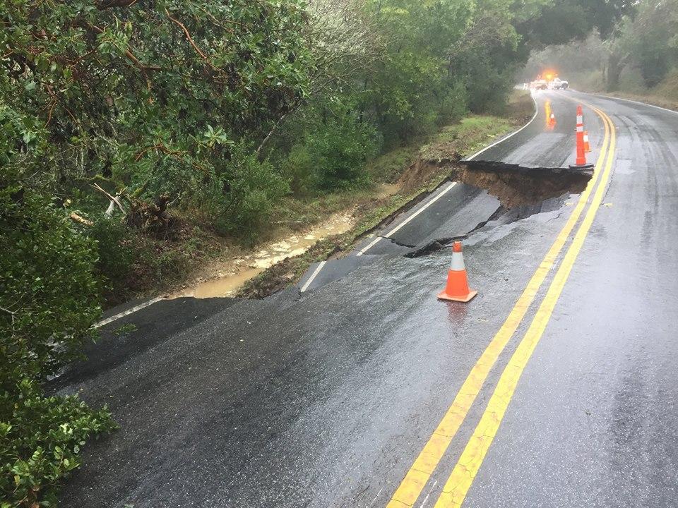 Highway 35 closed between Skyline Ridge and Long Ridge OSPs-51630098_10156858443410782_2062911206456295424_n.jpg