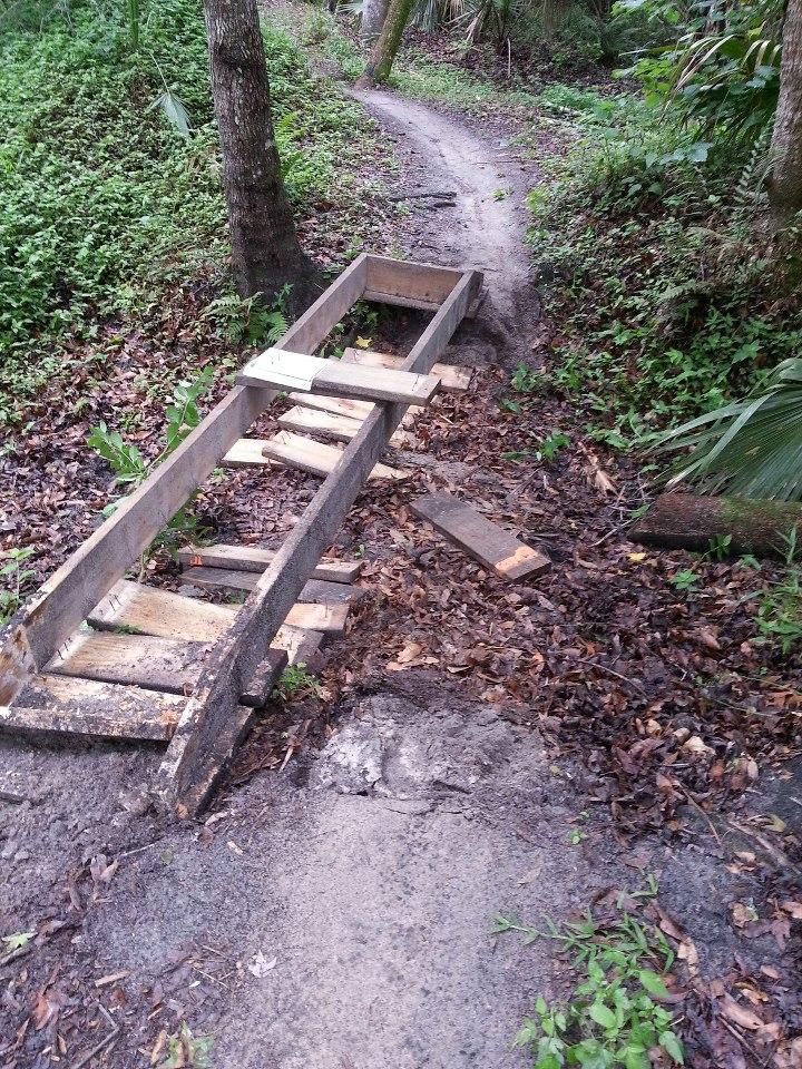 Soldier's Creek (Orlando, FL area) Bridges Vandalized-537381_10151390597748161_1415585605_n.jpg