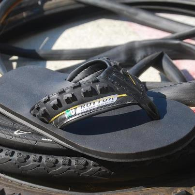 Rottua Sandals and Raw Materials