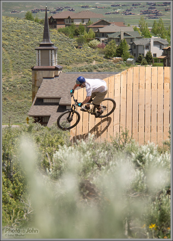 Trailside Bike Park Opens In Park City, Utah_6180665