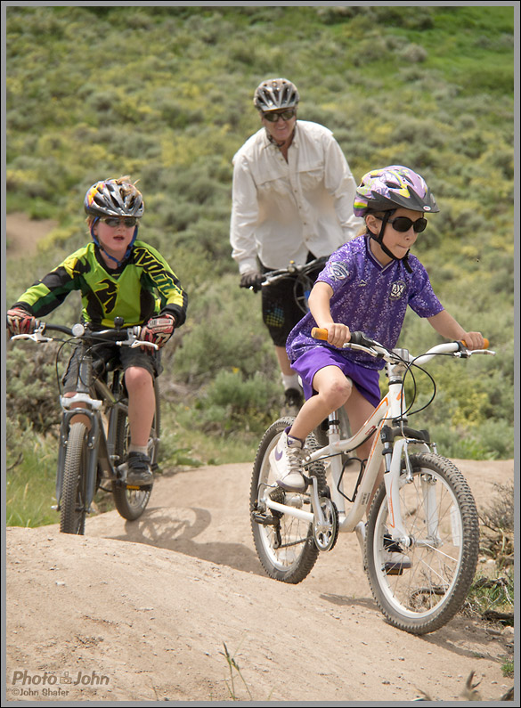 Trailside Bike Park Opens In Park City, Utah_6180752