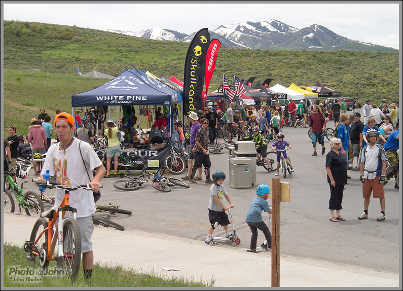 Trailside Bike Park Opens In Park City, Utah_6180761