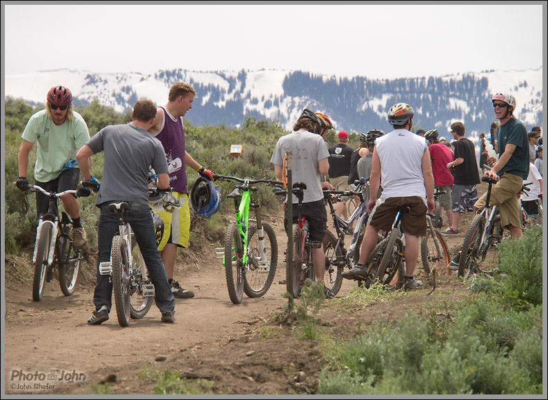 Trailside Bike Park Opens In Park City, Utah_6180765