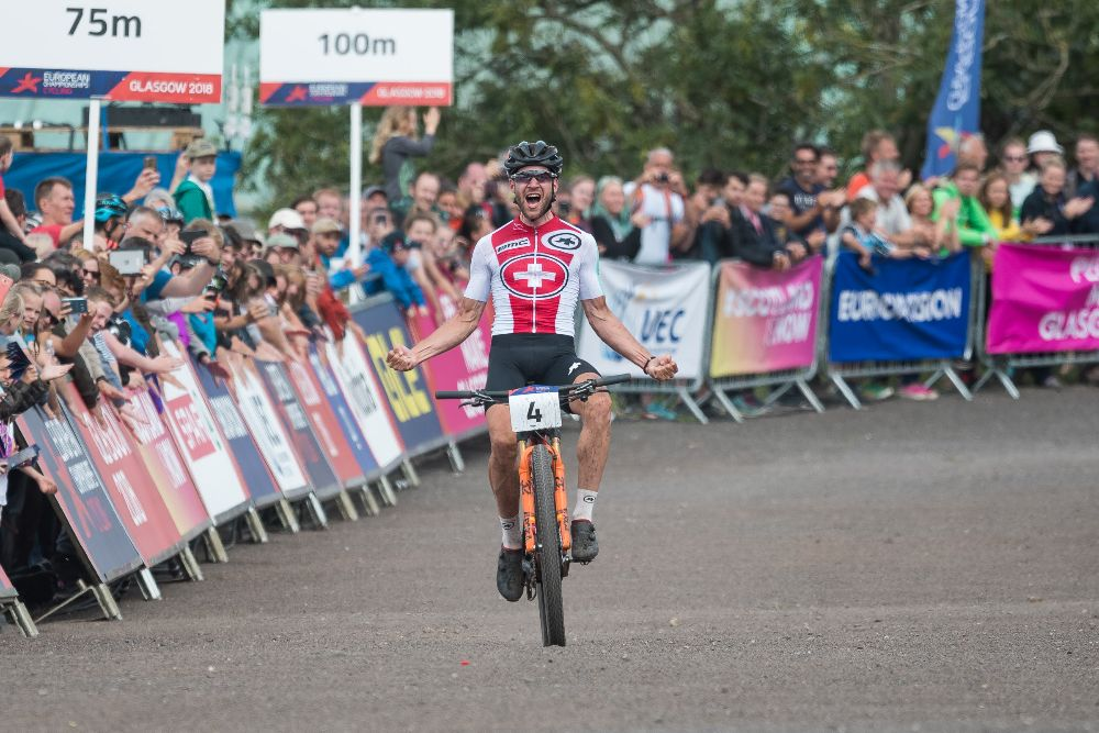 Lars Forster joins SCOTT-SRAM MTB Racing