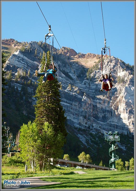 Snowbird Ski Resort - Utah