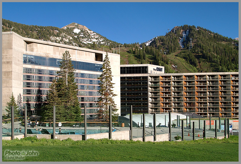 The Cliff Lodge - Snowbird Ski Resort