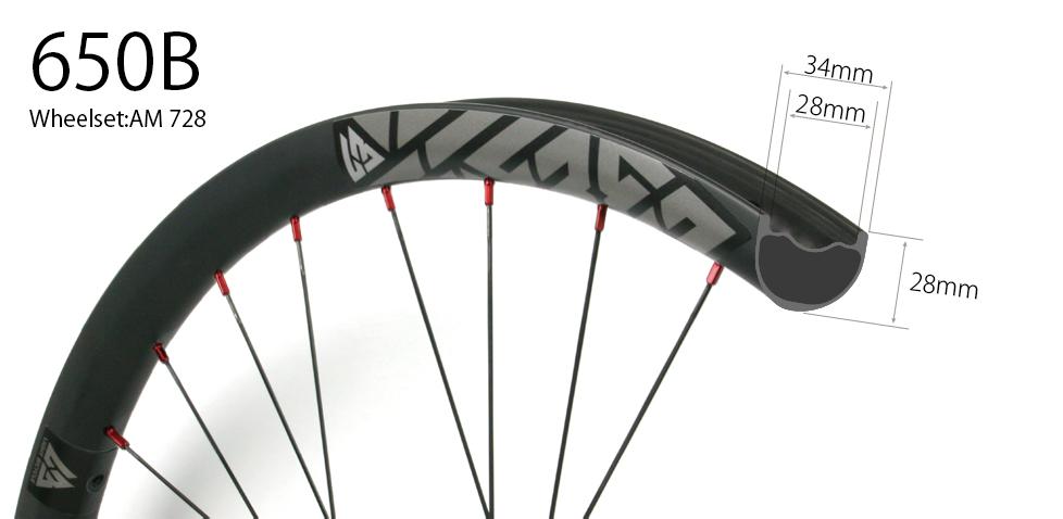Light Bicycle Carbon Rims-650b-bike-wheels.jpg