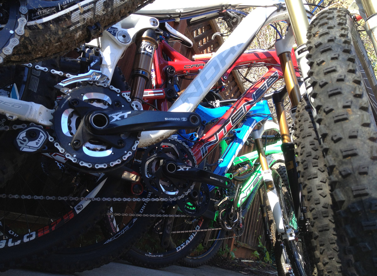 650b All Mountain Bike Round Up