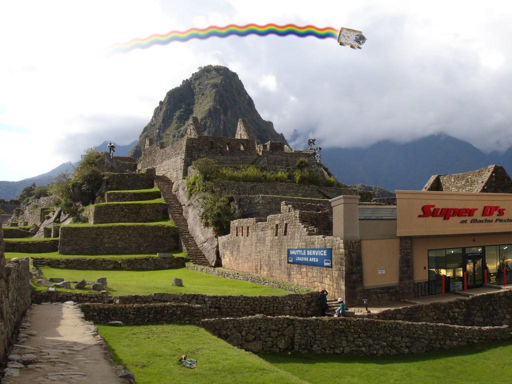 Machu Pichu branch