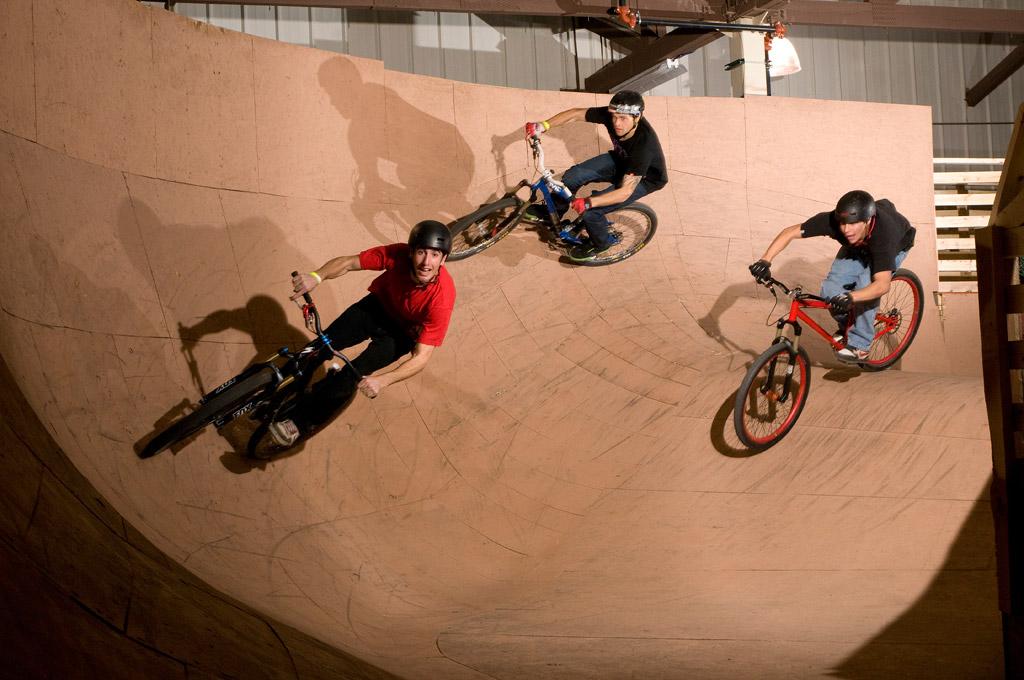 Ray's MTB Park - riders