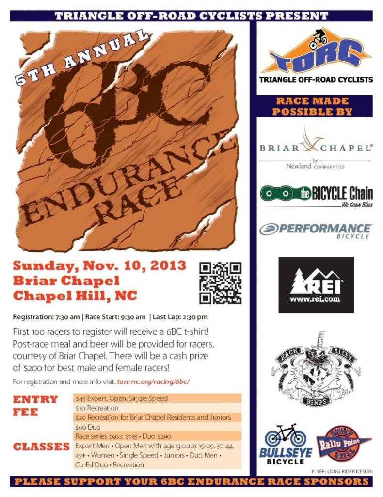 6hrs endurance race - Chapel Hill, NC - 11/10/2013-6bc-race-flyer-jpeg-2_zps6ee8bf3a.jpg